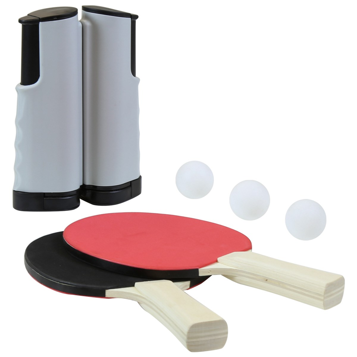 Portable Table Tennis Set with Net