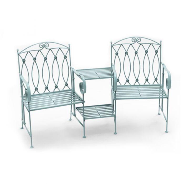 Sage Green Garden Companion Seat
