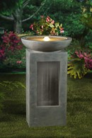 Self Contained Garden Water Feature