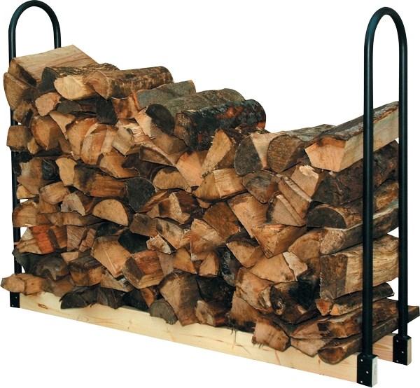Set of 2 Log Rack Ends
