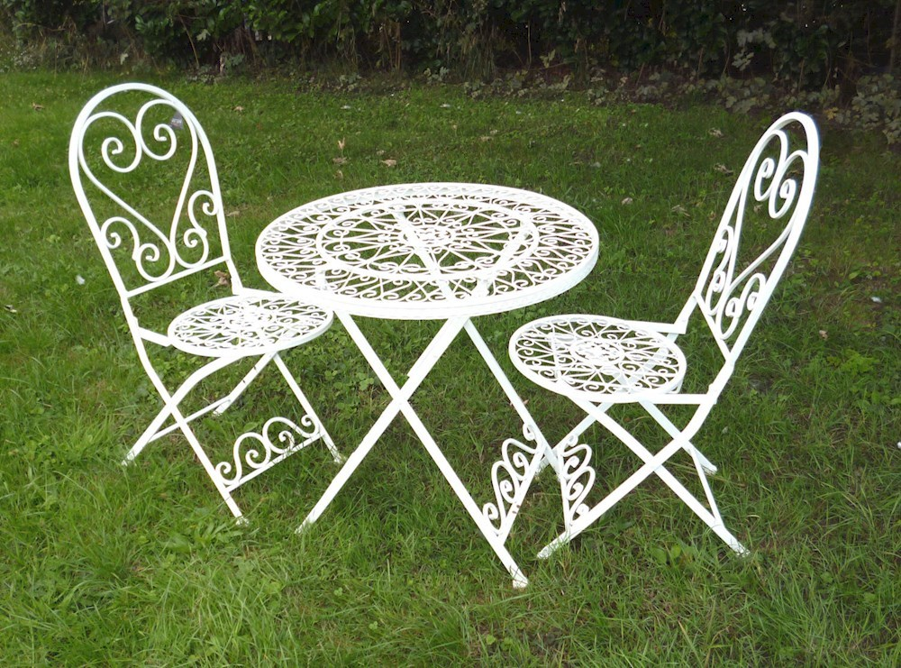 ... Garden Furniture Shabby Chic