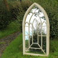 Shabby Chic Garden Mirror