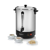 Signature 10 20 or 30 Litre Stainless Steel Tea Urn Catering Urn