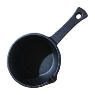 Small Cast Iron Saucepan