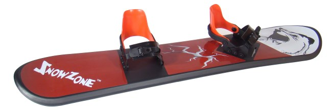 Snow Board Red Bear 130cm