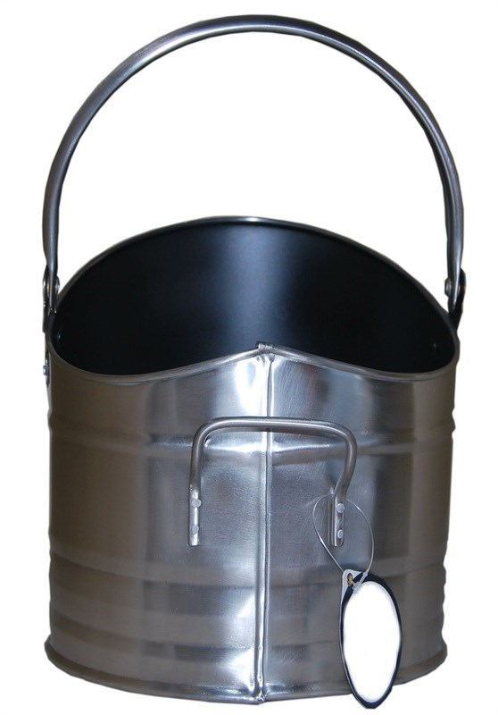 Steel Coal Bucket