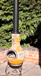Steel Extension Chimney for Chimeneas