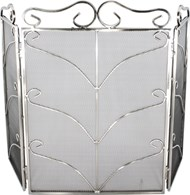 Steel Fire Guard Fireplace Safety Screen 2 Sizes