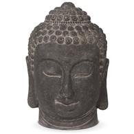 Stone Buddha Head 45cm