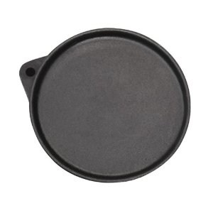 Swivelling Cast Iron Hotplate Frying Pan for Chimeneas