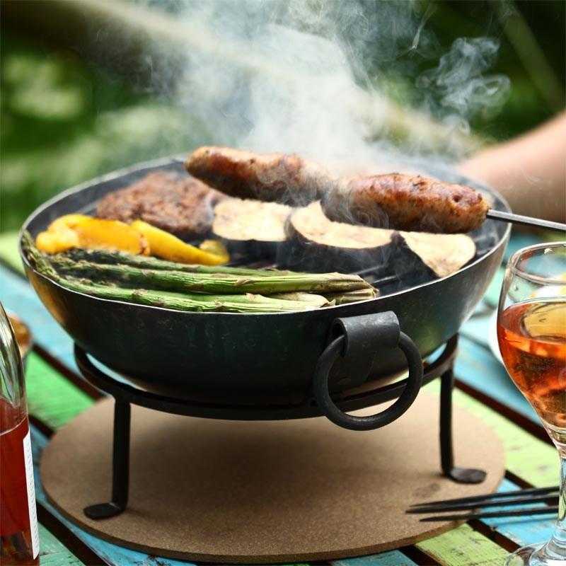 Table Top Firebowl BBQ