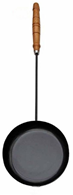 Teflon Coated Steel Long Handled Frying Pan