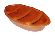 Terracotta Chorizo Cooking Dish
