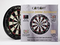 Tournament Size Bristle Sisal Dart Board
