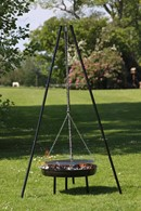 Tripod Barbeque Campfire Cooking Set