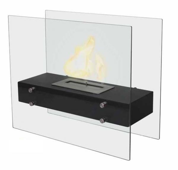 Vicenzo Bio-Ethanol Free Standing Fireplace