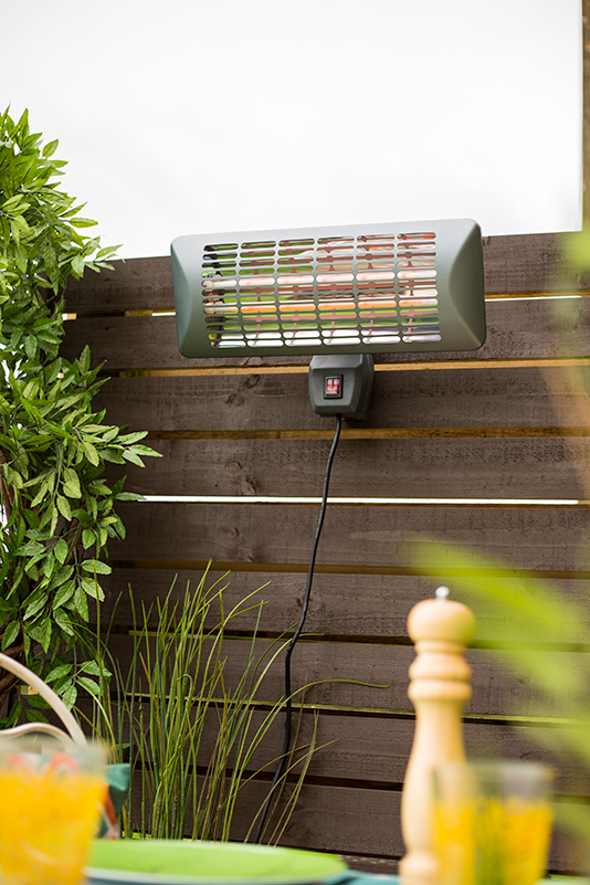 Wall Mounted Outdoor Heater