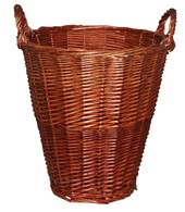 Wicker Log Basket or Washing Basket
