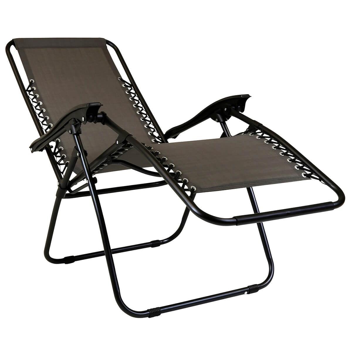 Zero Gravity Reclining Camping Chair Savvysurf Co Uk